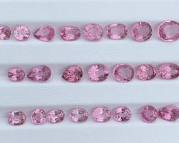 31.77 Carats Spinel Gemstones Pracel From Tajikistan