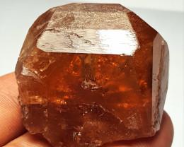 Amazing Damage free Double Termination Topaz Crystal 375Cts-Pak