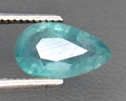Rare Clarity  1.20 Cts Grandidierite World Class Rare Gem ~ Madagascar GR24