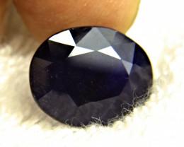 17.91 Carat Midnight Blue Sapphire - Gorgeous