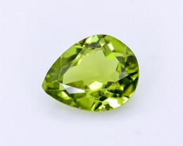 1.57 Crt Peridot Faceted Gemstone (R46)