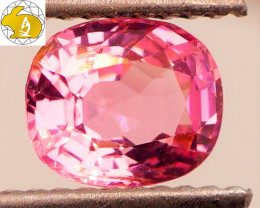 ADORABLE! GLC Certified BABY PINK Mahenge Spinel FREE Shipping!