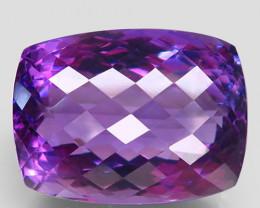 36.02 ct. Natural Top Nice Purple Amethyst Unheated Brazil