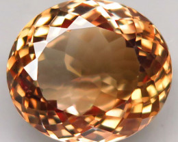16.94 ct. 100% Natural Topaz Brazil