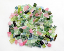 200 CT Multi Color Tourmaline @Afghanistan