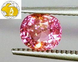 """NR! """"PADPARADSCHA"""" Color Mahenge Unheated Spinel $1,275 FREE SHIP!"""