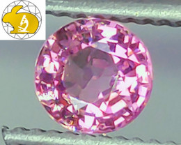 VVS! GORGEOUS! 0.79 CT NEON Lilac Mahenge Spinel FREE Shipping!