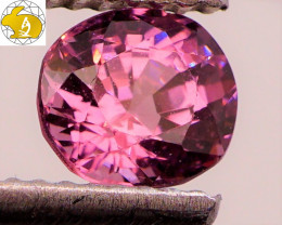 VIVID NEON COLOR! Certified Purple Mahenge Spinel FREE Shipping!