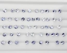 3.91 Cts Natural Tanzanite  Gems