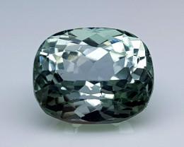 5.55 Crt  Green Spodumene Natural Gemstones JI42