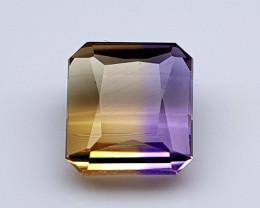 3.85 Crt  Bolivian Ametrine Natural Gemstones JI42