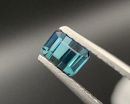 ''NO RESERE'' Top Quality Natural Indicolite Color Tourmaline 1.00 Cts