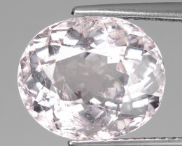 5.24 Cts Morganite Awesome Color and Luster Gemstone MR2