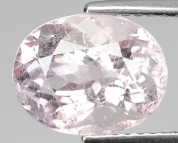 2.99 Cts Morganite Awesome Color and Luster Gemstone MR5