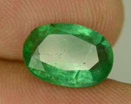 1.80 CT NATURAL GREEN ZAMBIAN EMERALD