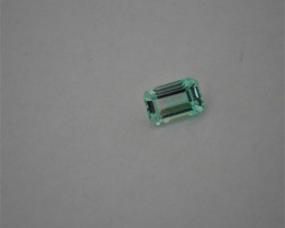 Beautiful Nigerian Emerald .805 ct