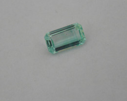Noticeable size Emerald Gemstone 1.56 ct