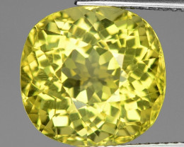 BLACK FRIDAY 11.45 Cts Canary Yellow Apatite ~ Awesome Color and Luster ~ A