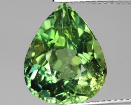 8.57 Cts Green Apatite ~ Awesome Color and Luster ~ AP36