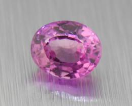 Pink Sapphire Ceylon / Natural 0.96ct (01638)