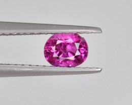 Natural Pink Sapphire 0.57 Cts from Afghanistan