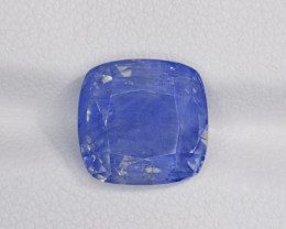 Blue Sapphire, 5.83ct - Mined in Sri Lanka | Certified by GRS