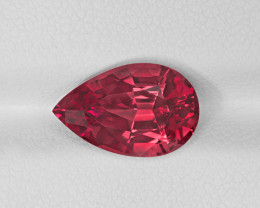 Spinel, 4.49ct - Mined in Tanzania | Certified by GRS