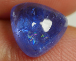 4.30 CRT WONDERFULL TANZANITE CABS TOP COLOR GEMSTONE-