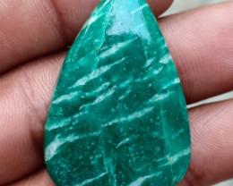 BEAUTIFUL AMAZONITE CABOCHON Natural Gemstone VA2577
