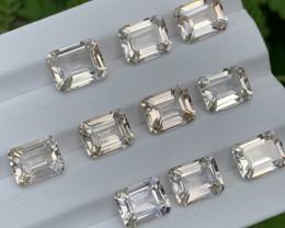 42.28 Carats Topaz Gemstones Parcel
