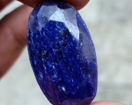 BLUE SAPPHIRE BIG NATURAL GEMSTONE Treated VA2597