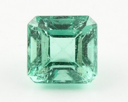 0.41ct Natural Colombian Emerald Loose Gemstone No Reserve Auction