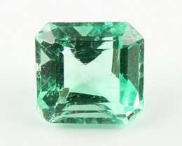 0.32ct Natural Colombian Emerald Loose Gemstone No Reserve Auction