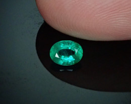 .46ct  Panjshir Emerald