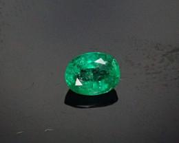 .41ct  Panjshir Emerald