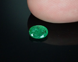 .63ct  Panjshir Emerald
