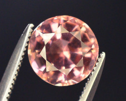 Top Quality 1.90 ct Baby Pink Tourmaline