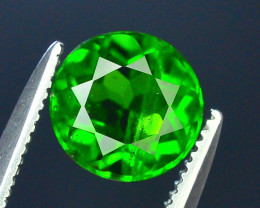 Forest Green Russian 1.40 ct Chrome Diopside