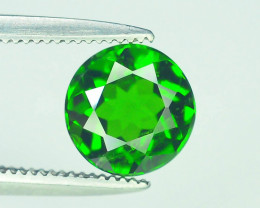 Forest Green Russian 1.30 ct Chrome Diopside