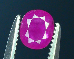 Top Clarity & Color Rarest Pink Ruby~Kashmir