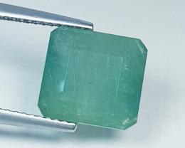 4.80 ct Excellent Green Fantastic Octagon Cut Natural Grandidierite