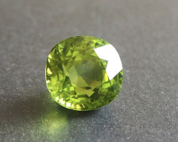 10.5ct clean peridot