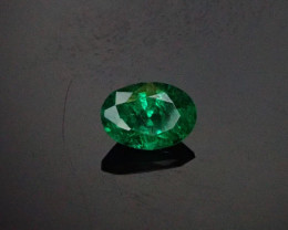 .37ct  Panjshir Emerald