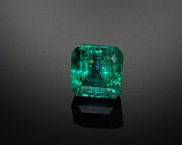 1.34ct  Panjshir Emerald