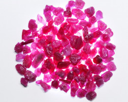 20 GRAMS/  100 Cts RUBY ROUGH FROM BURMA[MYANMAR]4 [F8154]