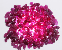40 GRAMS/  200 Cts RUBY ROUGH FROM BURMA[MYANMAR] [F8175]