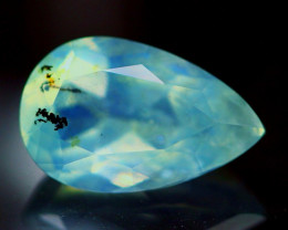 Paraiba Opal 2.13Ct Natural Peruvian Paraiba Blue Color Opal 13AF24