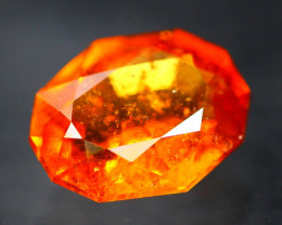 Spessertite 3.53Ct Master Cut Orange Spessertite Garnet 13AF65