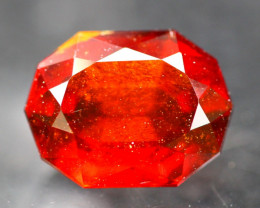 Spessertite 5.79Ct Master Cut Orange Spessertite Garnet 13AF67