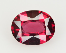 Top Color 3.30 Ct Natural Mahenge Garnet From Tanzania